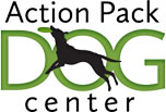 Action Pack Dog Center logo