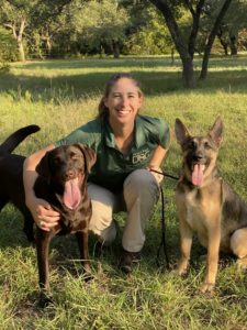 Lydia Bagley - Action Pack Dog Trainer